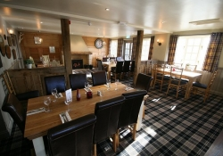 The Pheasant Inn - Pub Food in Cheltenham