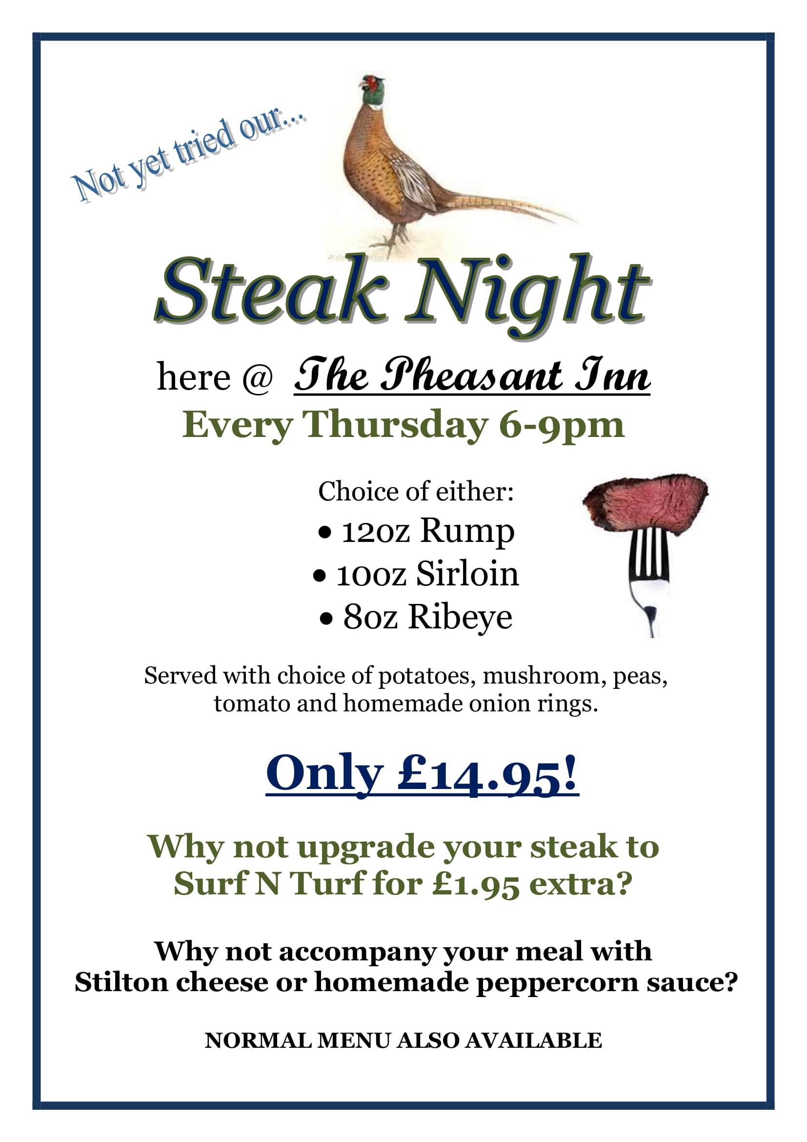 Steak night poster new 1-1